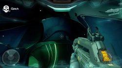mission 10 catch skull location halo 5