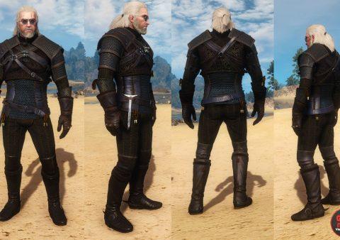 tw3 hearts of stone viper armor set