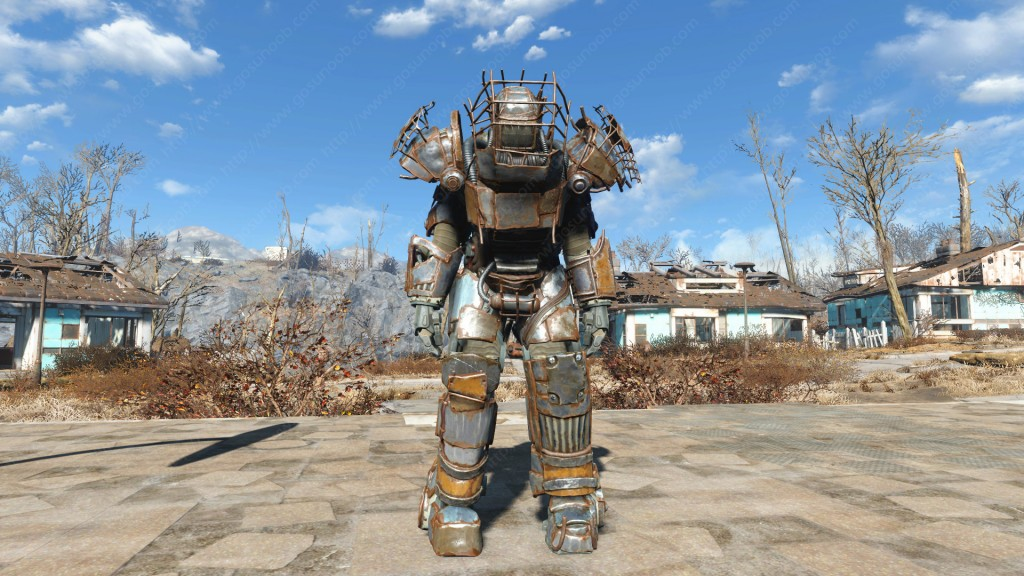 power armor locations fallout 4