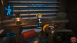 Melee Bobblehead critical damage fallout 4