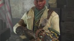 Preston Garvey companion fallout 4