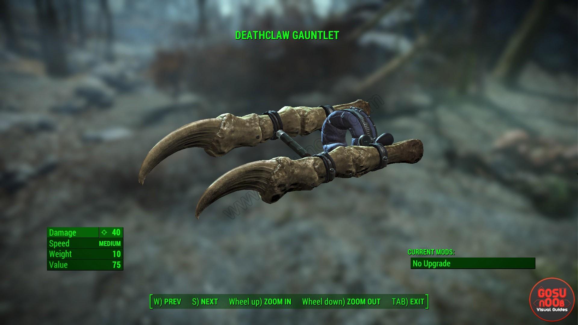 Best Unique Rare Weapons In Fallout 4 Gosu Noob Kabar Bola Terbaru Vroh