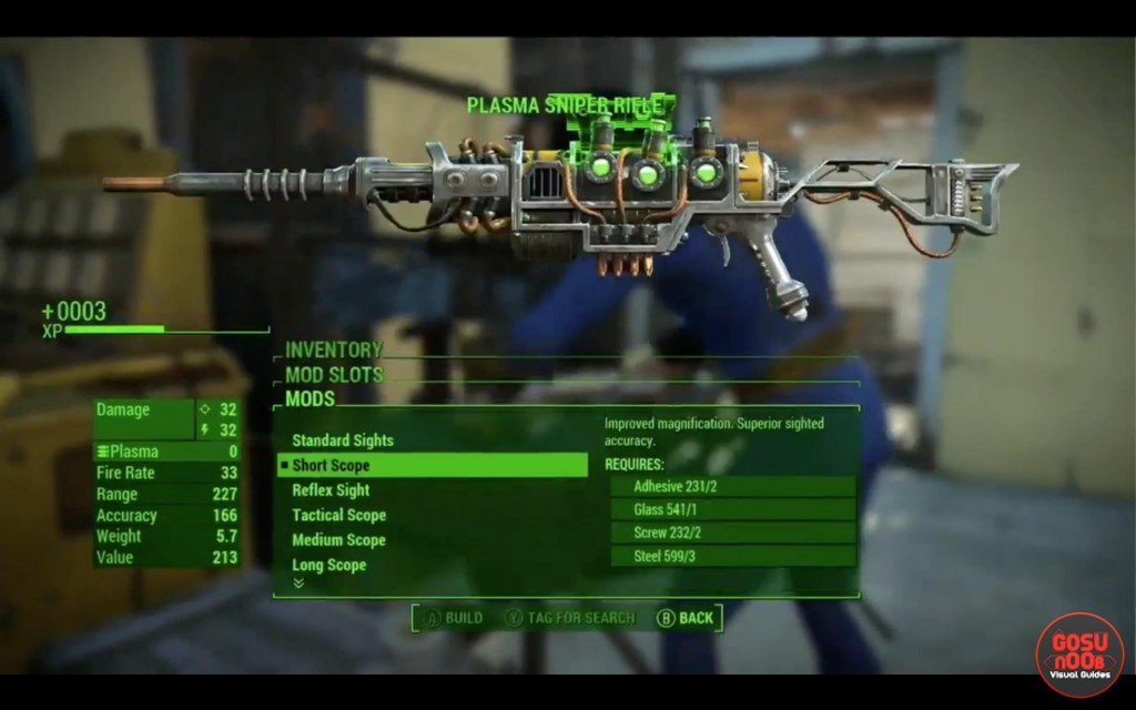 Legendary Weapons Fallout 4