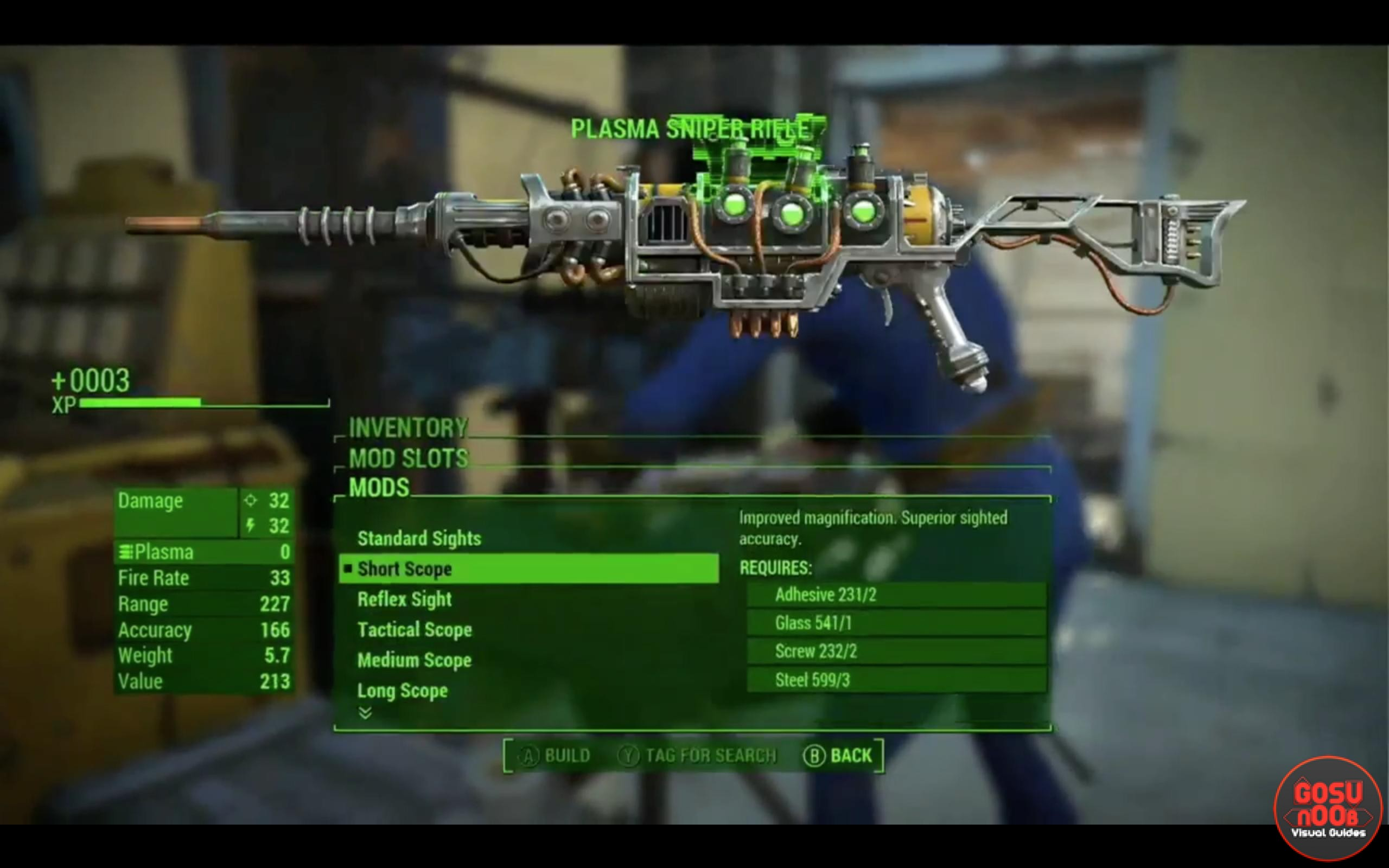 Legendary Weapons | Fallout 4