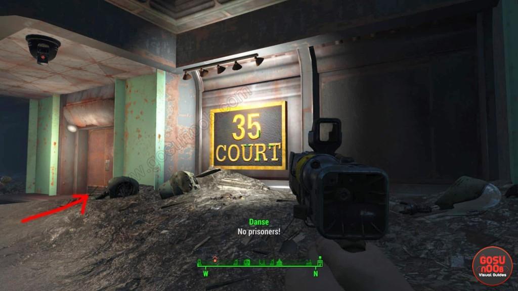 Fallout 4 prison break 8