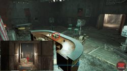 how to use trapped gunners fallout 4