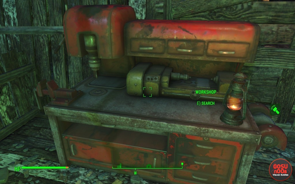 workshop settlement fallout 4