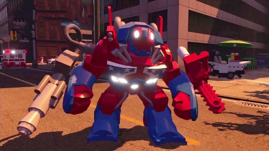How To Unlock Detroit Steel & Sentry | Lego Marvel's Avengers