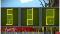 Marsh Swamp Tetris Puzzle Solutions In The Witness