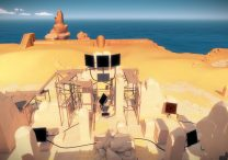 The Witness Desert Ruins Puzzle Solutions