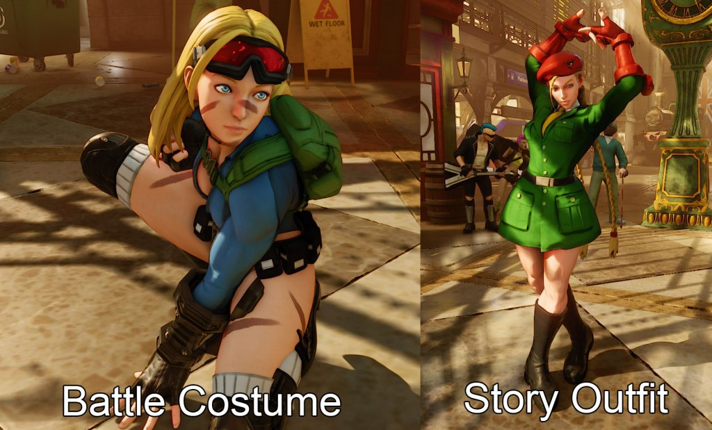 cammy costumes sf5