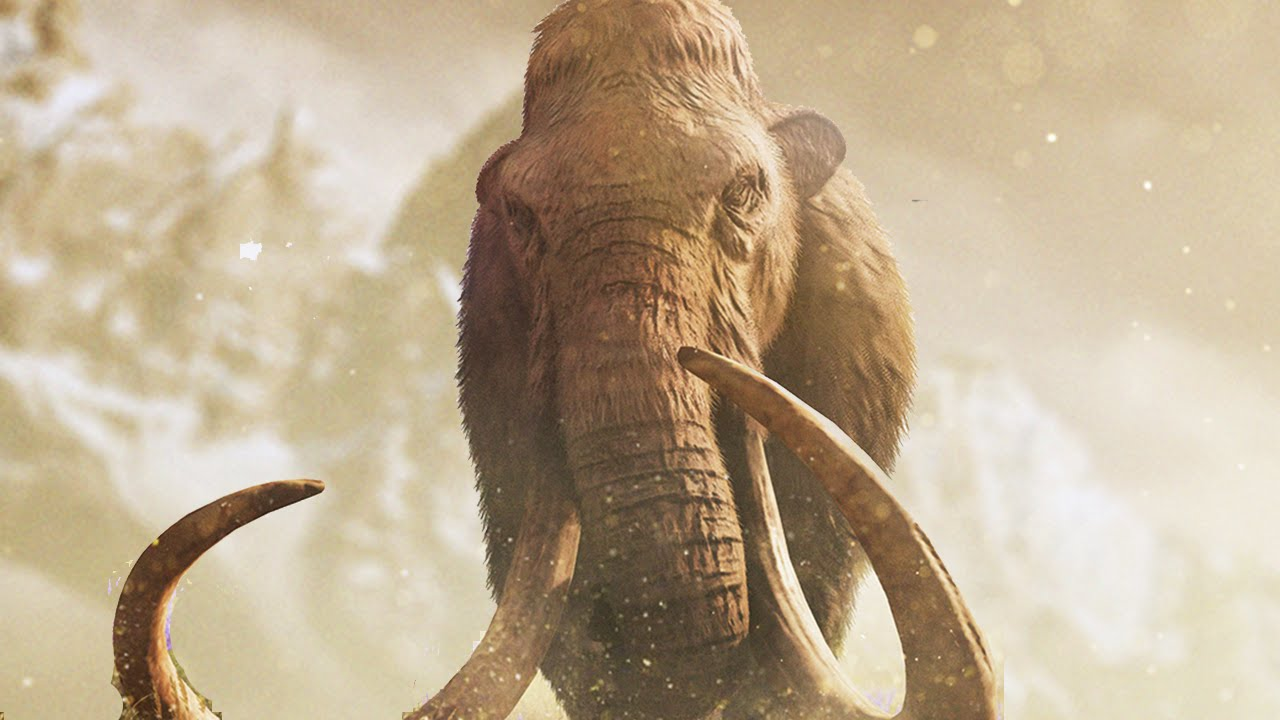Far Cry Primal Legend Of The Mammoth Trailer Released