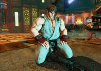 street fighter v ryu introduction trailer
