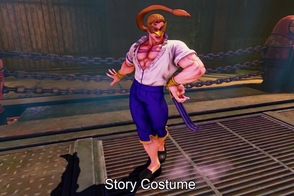 vega alternate costume sf5