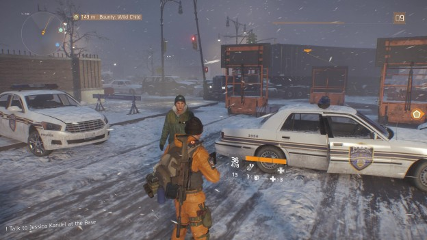 The Division Chat Commands Channels