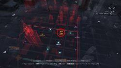 The Division Map Safe Room Dark Zone