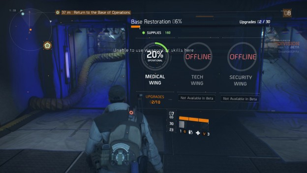 how to change physical appearance of agent the division
