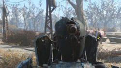 assaultron head factory hardened armor