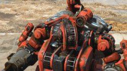 assaultron head laser robot customization