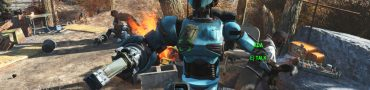 automatron mission start fallout 4