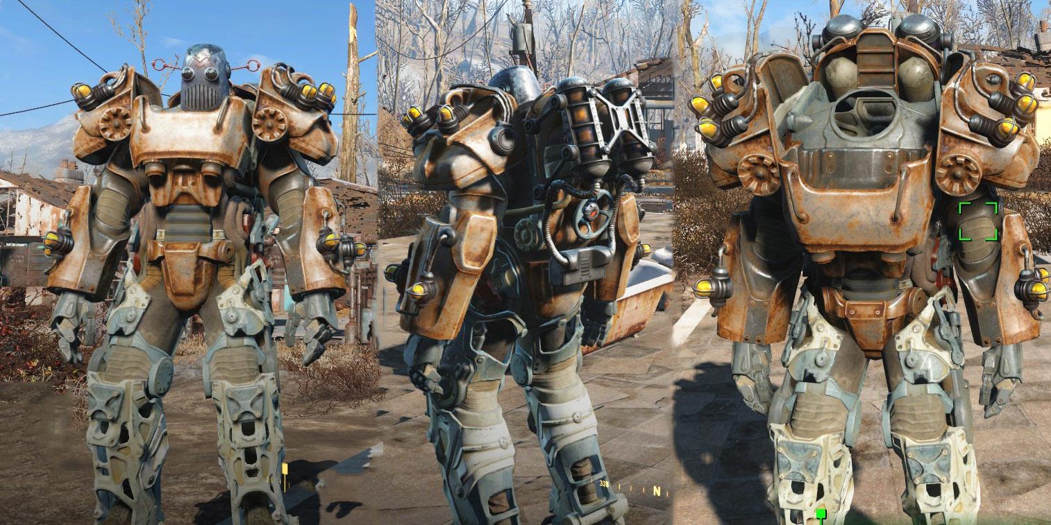 Fallout  Soldier Build Survival