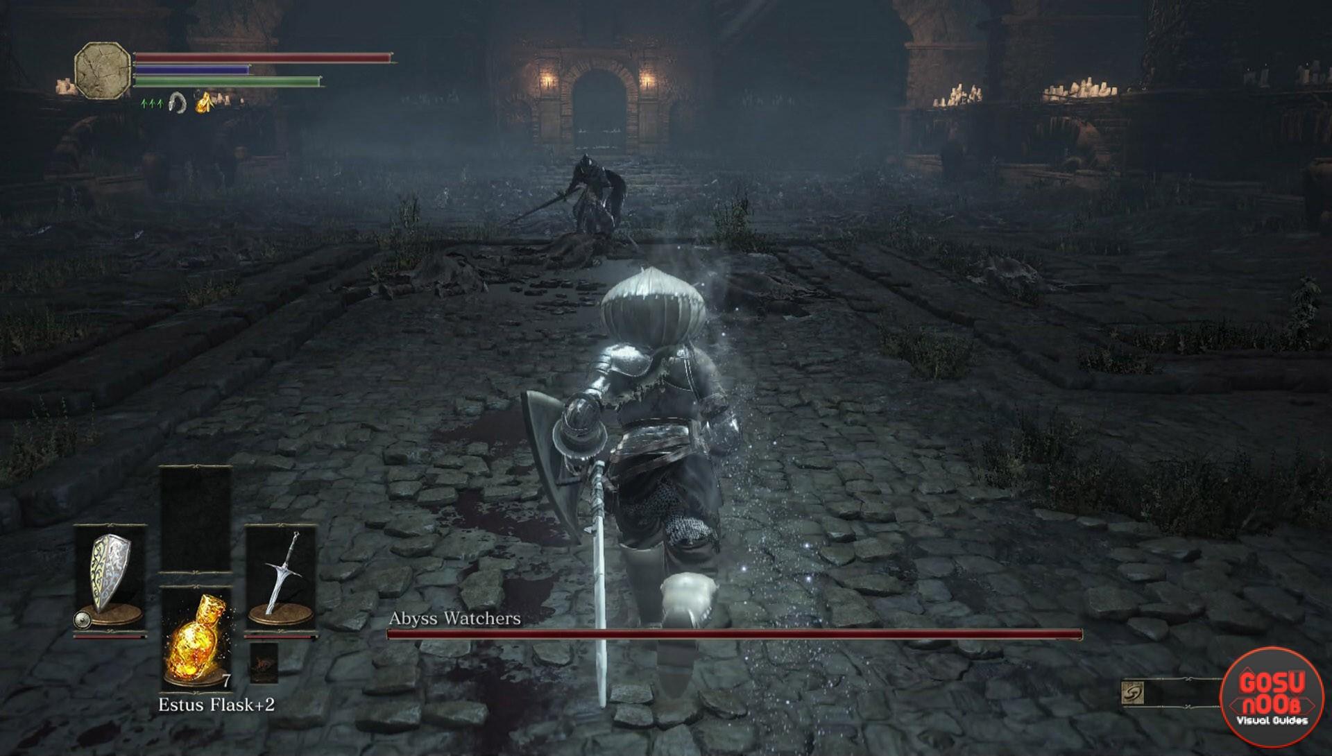 abyss watchers boss guide dark souls 3