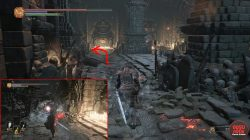 dark souls 3 bone shard demon ruins