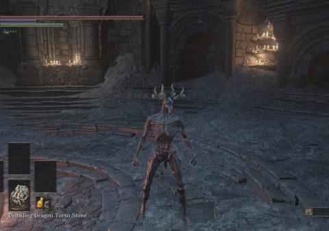 dark souls 3 dragon transformation