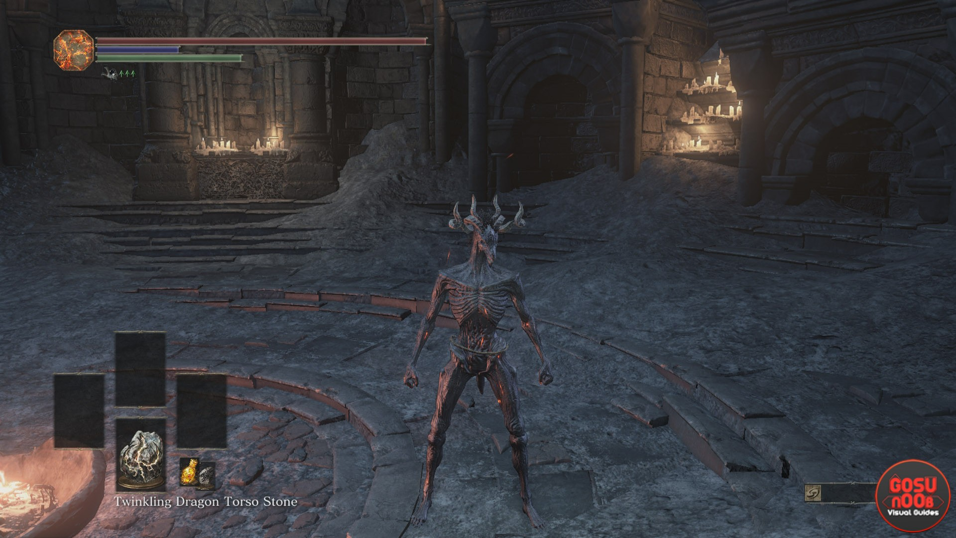 How to Become a Dragon in Dark Souls 3 - Gosu Noob