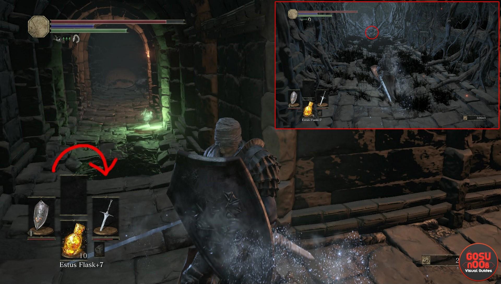 Dark Souls III – Fundorte der Pyromancy Tomes (Feuerzauber-Bücher