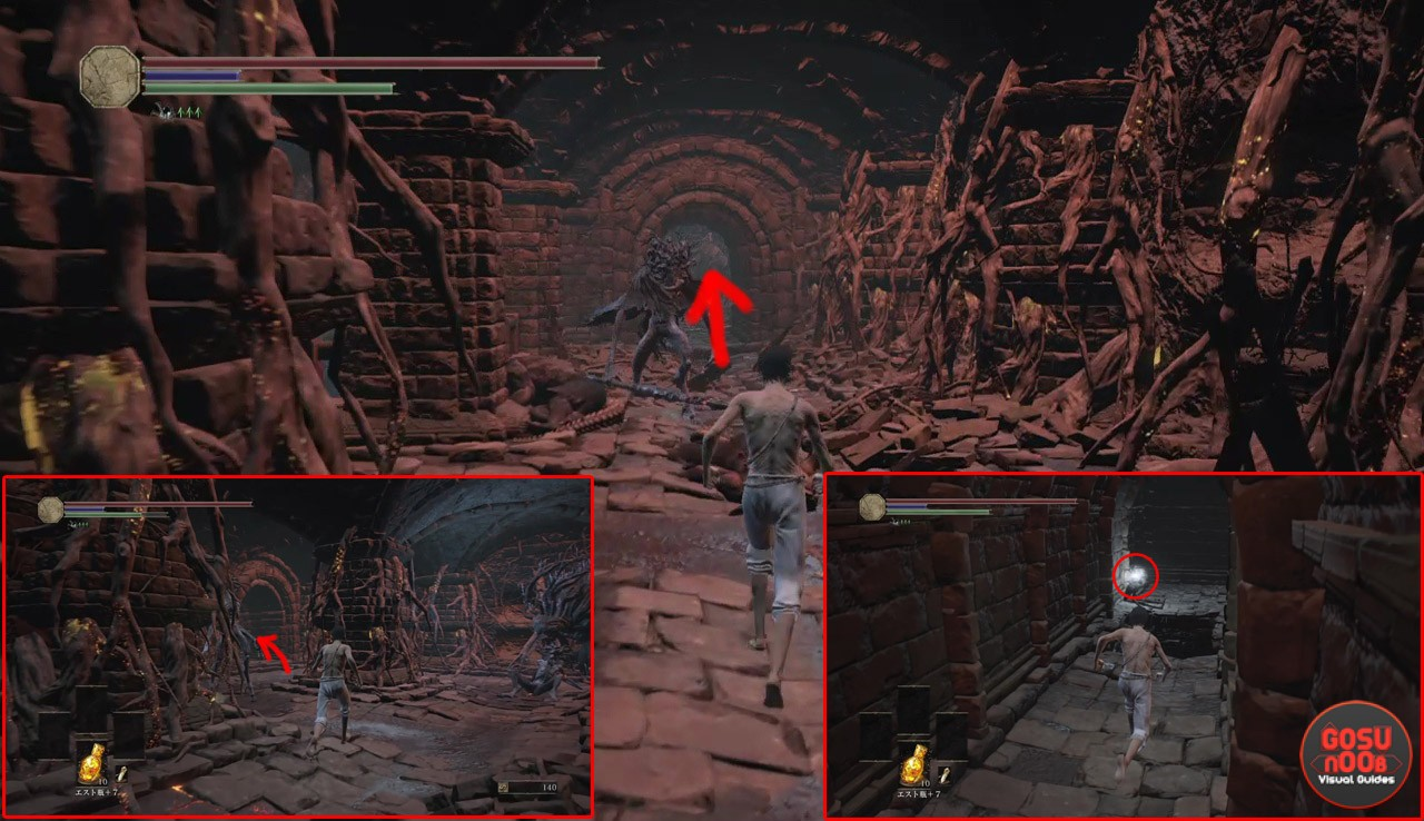 dark soouls 3 how to get to demon ruins