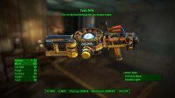fallout 4 tesla rifle