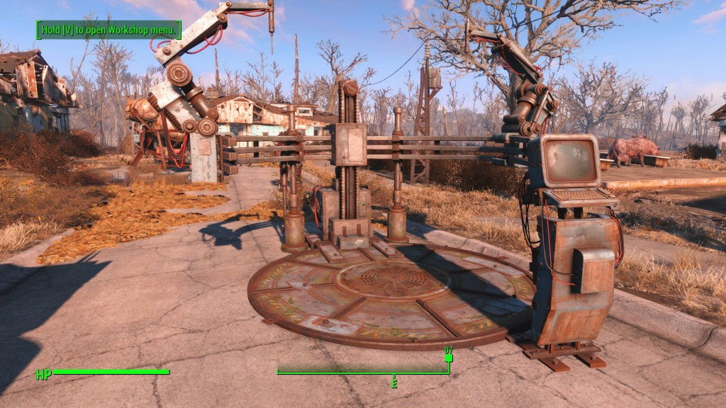 How to customize robots in automatron fallout 4 How to make your own house in fallout 3