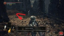 Astora Greatsword Exact Location Dark Souls 3