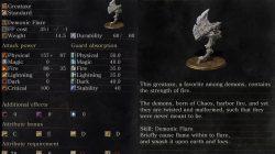 Demon's Greataxe Dark Souls 3