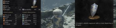 Dragon Crest Shield Dark Souls 3