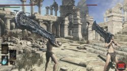 Fume Ultra Greatsword Showcase Dark Souls 3