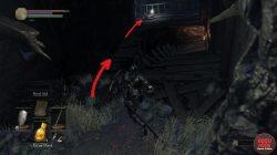 Great Scythe Exact Location Dark Souls 3