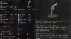 Gundyr's Halberd Dark Souls 3