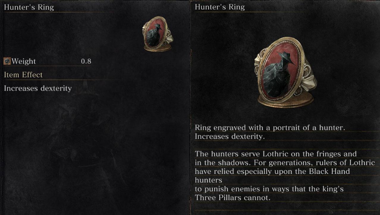 Dark Souls  Poise Ring