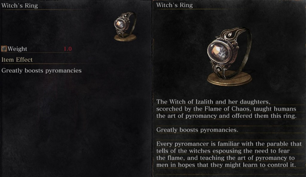 Old Witch's Ring | Dark Souls Wiki | FANDOM powered by Wikia