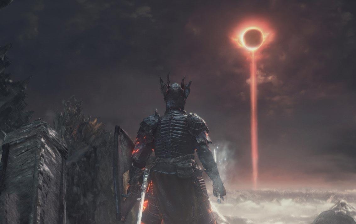 Dark Souls Ring Sky
