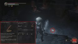 dark souls 3 titanite slab crow trade