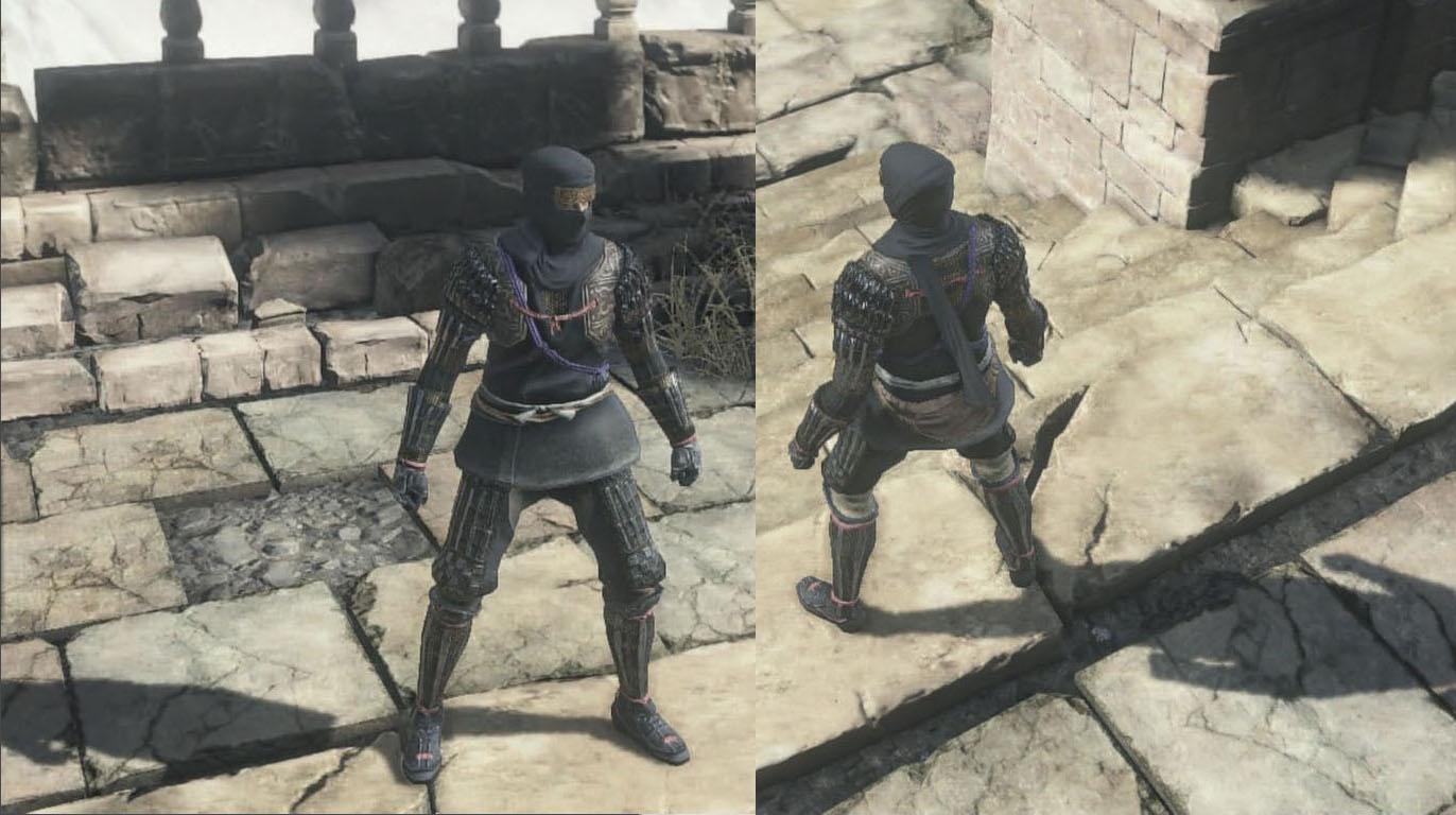 Dark Souls  Ninja Build