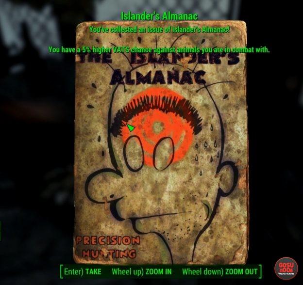 Islanders Almanac guide