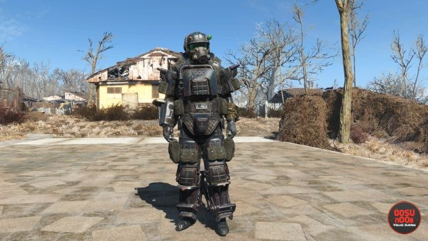 Marine Armor Set Far Harbor Fallout 4
