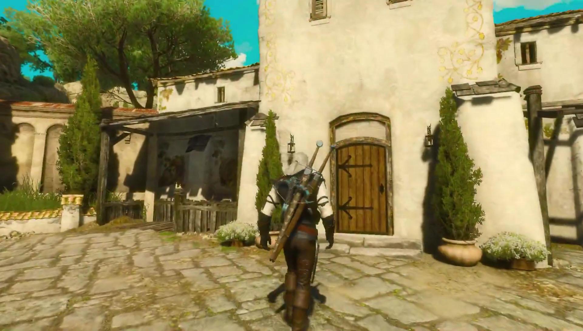 . Corvo Bianco Building Guide   Witcher 3  Blood   Wine