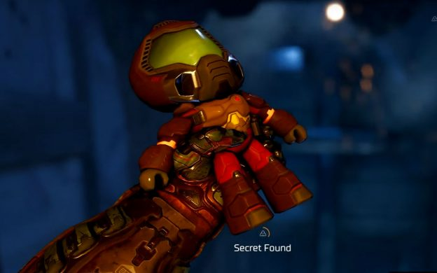 doom mission 12 secrets collectibles locations