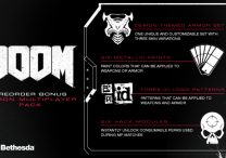 doom preorder demon pack