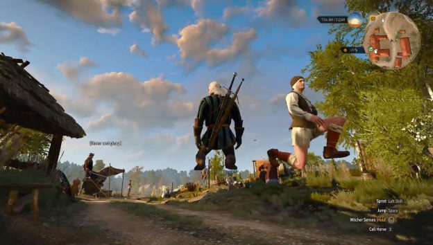 errors problems in blood wine witcher 3